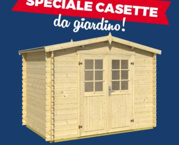Speciale Casette in Legno